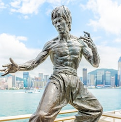 The Bruce Lee Challenge