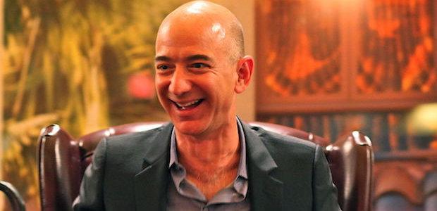Jeff Bezos (Image Credit: Steve Jurvetson)