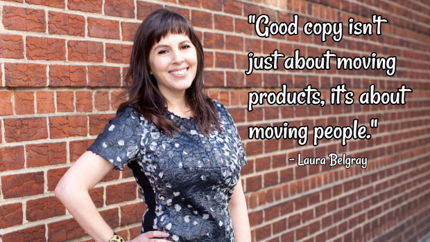 Laura Belgray - Copywriting - Deconstructing Success