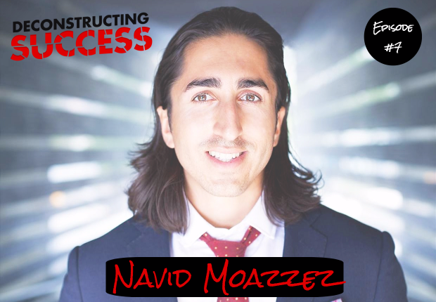 Navid Moazzez - Deconstructing Success - Chris Winfield