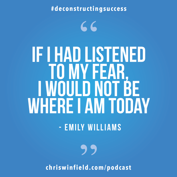 Emily Williams Quote